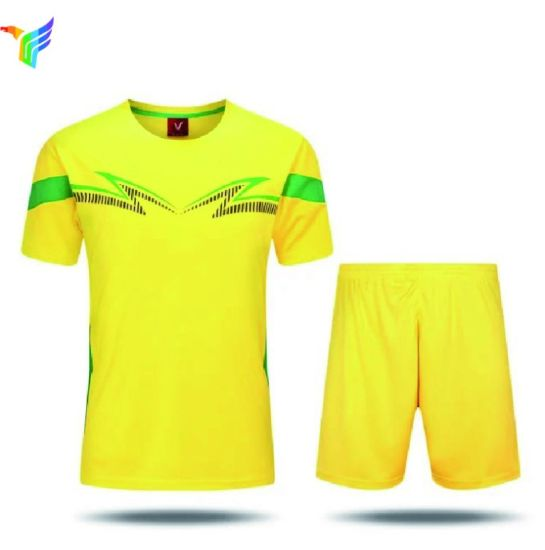 3ccad3ae9 China Customized OEM Wholesale Football Jersey - China Jersey Soccer ...