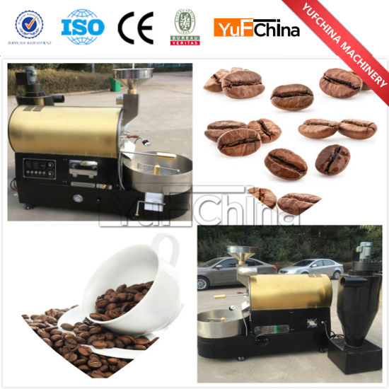 6kg/Batch Coffee Roasting Machine with Ce Approved pictures & photos