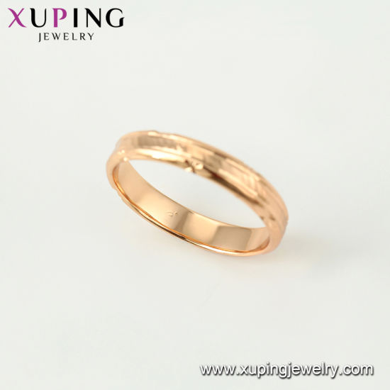 15451 Fashion Hot Sale 18K Gold Plated Jewelry Finger King Ring pictures & photos