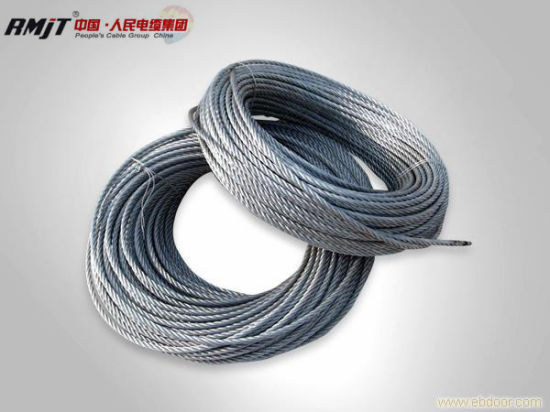 10mm PVC COATED WIRE ROPE galvanized steel stranded metal cable cord transport