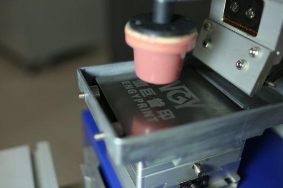 Pen Ball Label PVC Mug DIY Gift Logo New Pad Printing Press Printer Machine
