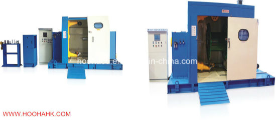 Siemens Motor Driving Building Wire Sheath Cable Extruding Machine Line pictures & photos