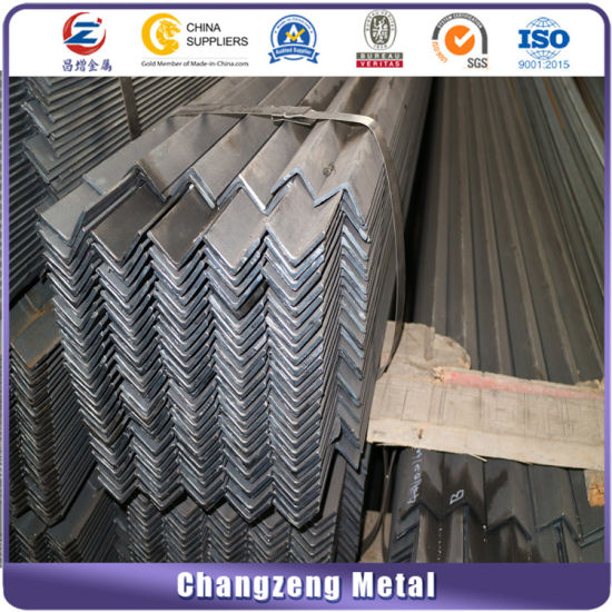 Low Alloy Structural Angle Steel Bar (CZ-A09) pictures & photos