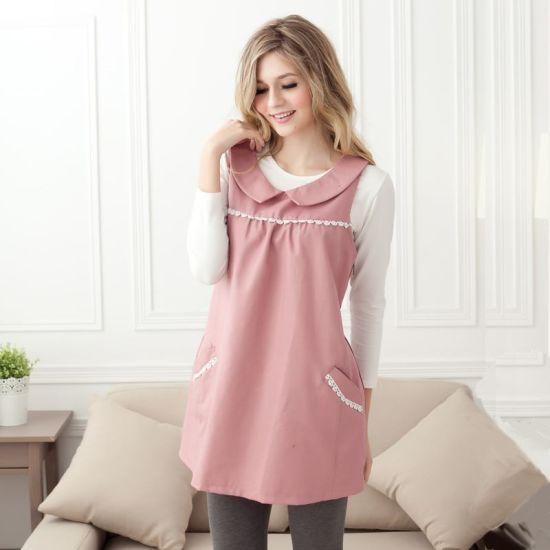 cba3115e78ff6 30%Metal Fiber Anti Radiation Protective Fabric for Pregnant Women Dresses