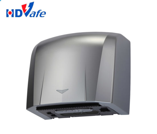China Bathroom Portable Electric Electronic Sensor Hand Drier Dryer with HEPA System pictures & photos