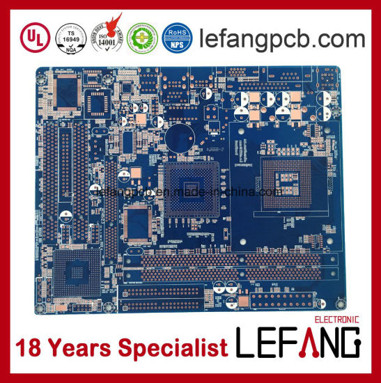 China Circuit Board PCB Computer Mainboard for Industrial Control ...