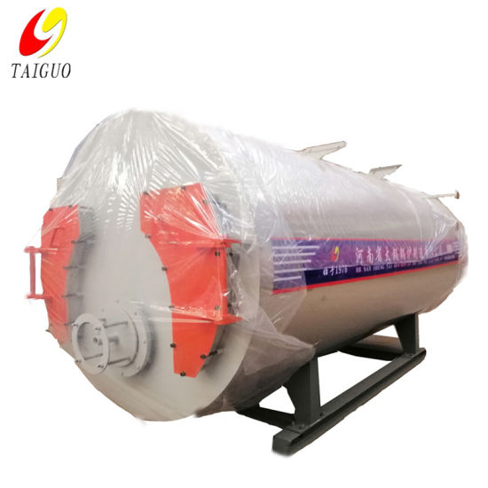 Low Pressure Low Consumption Industrial Use 10 Bar Steam Boiler