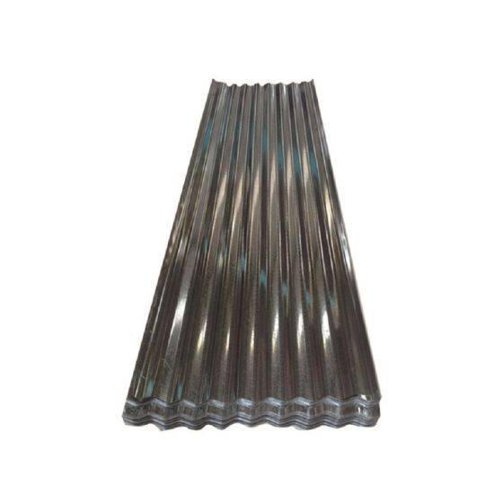 Building Material Price of Corrugated Roof Tile Galvanized Steel Roofing Sheet