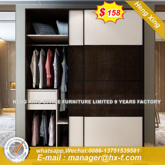 Fair Price   Cool Floor Standing Wardrobe (HX-8ND9603) pictures & photos