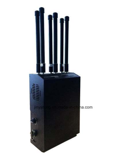 High Power Backpack Manpack Jammer for VIP Protection Secuirty Jammer pictures & photos