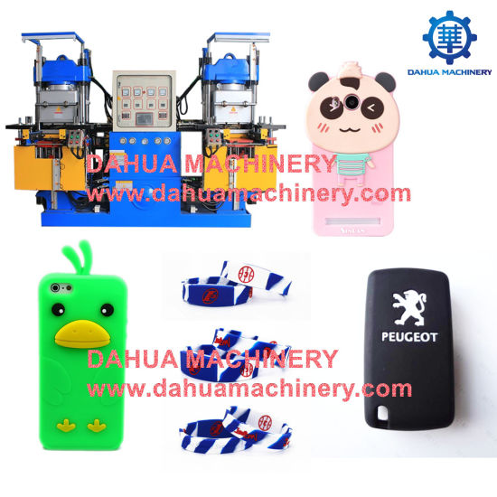 Vacuum Rubber Molding Machine for Rubber Silicone Products
