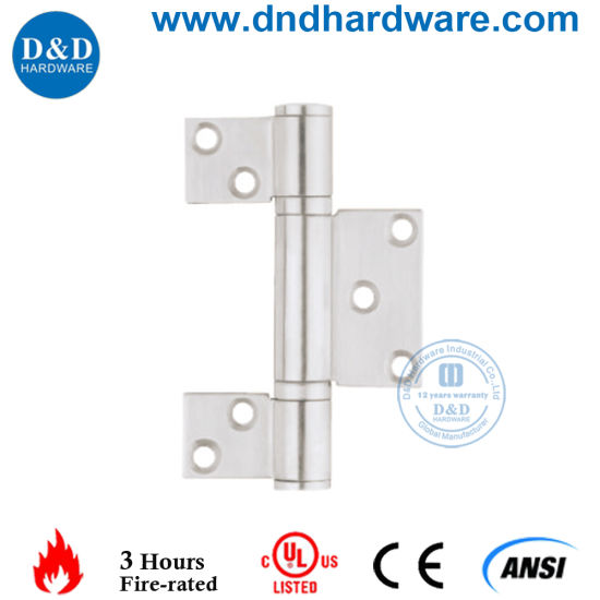 China Commercial Hardware Folding Door Hinge with UL Certificated ...