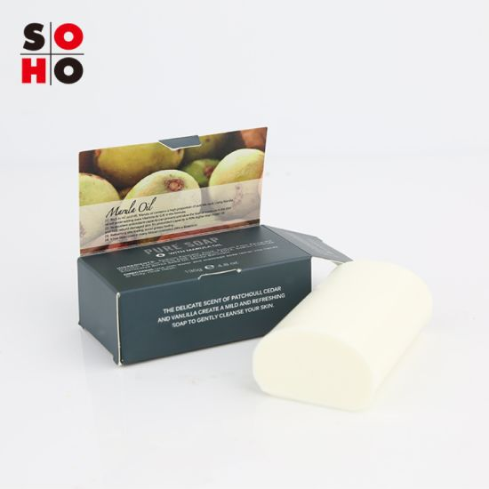 Luxury Display Box Packing Plant Oil Moisturizing Skin Whitening Hand & Body Bath Toilet Soap