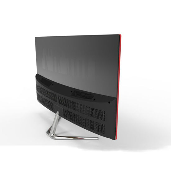 Desktop Computer PC with 23.8inch 1920*1080 Curved Screen I7 All in One PC pictures & photos
