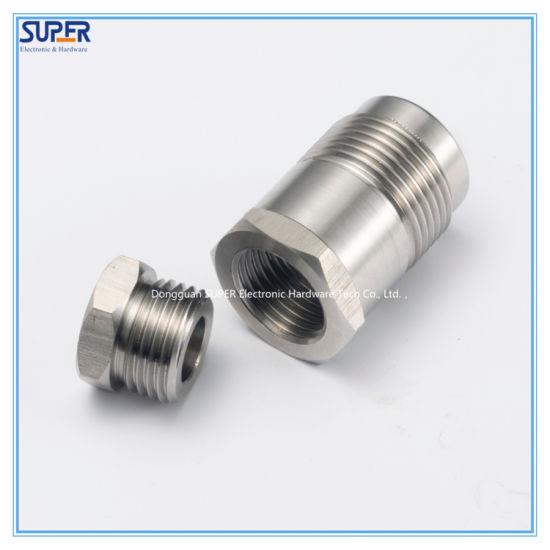 Customized Precision CNC Machining Aluminum Parts, CNC Machining Components, Aluminium Machining Component Sp-084