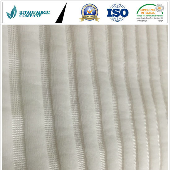 China WhiteBamboo Mattress And Pillow Cover FabricKnittedJacquard Custom Mattress And Pillow Covers