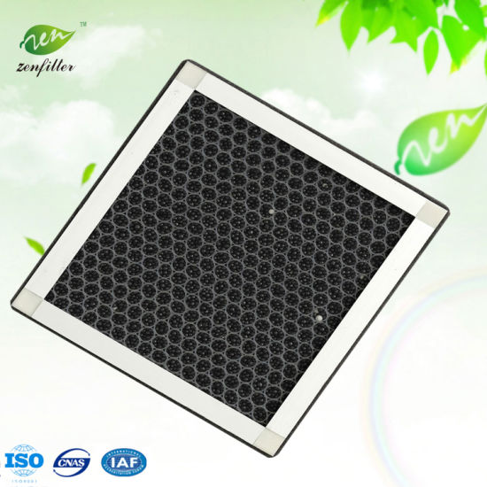 Hot Selling Activated Carbon Air Filter Honeycomb Activated Carbon
