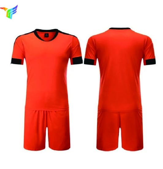 287dbc385 China Custom High Quality Polyester Sublimation Soccer Jersey ...