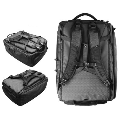 Duffel Bag with Computer Compartment
