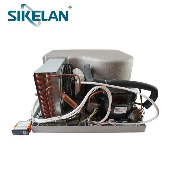 Sikelan Plug-in Type Kitchen Freezer Unit