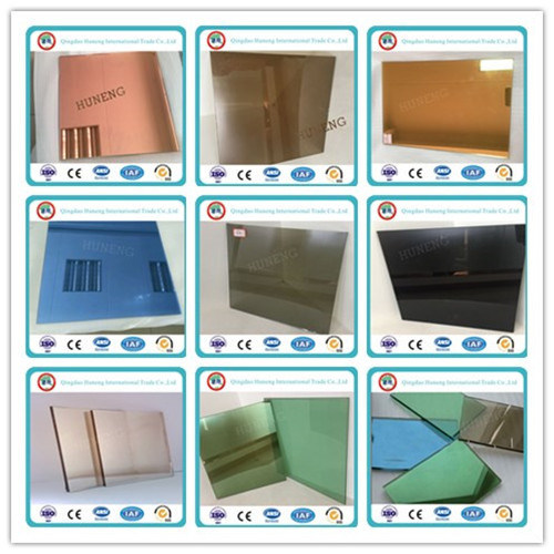 4mm-6mm Dark Blue/Dark Grey/Gray/Dark Green/Bronze/Pink/Color Tinted Float Glass pictures & photos