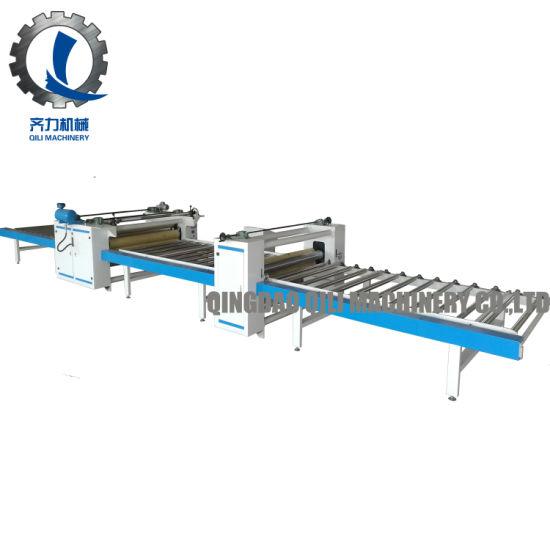 Ql1830tz-a MDF PVC Film Laminating Machine for 1830mm Width Panel