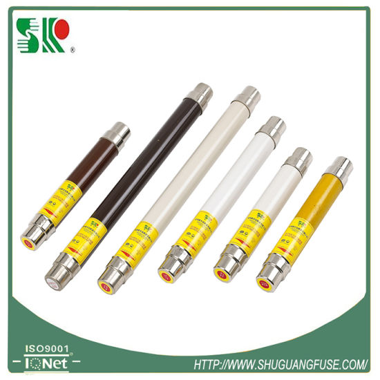 "DIN HRC ""S"" Type High Voltage Fuse for Transformer Protection pictures & photos"