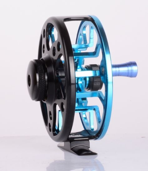 Wholesell Best Price of CNC Fishing Tackle Fly Reel pictures & photos
