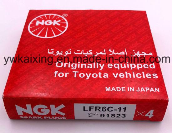 China Spark Plugs Lfr6c11 7787 91823 Ngk V Power Resistor for Subaru