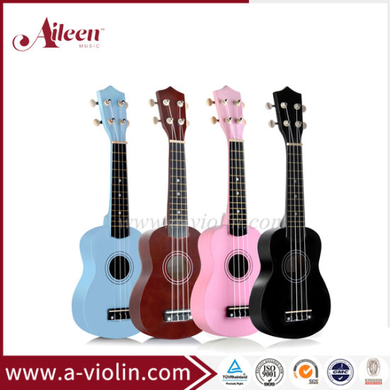 [Aileen] More Colors China Children Ukulele Wholesale (AU01L)