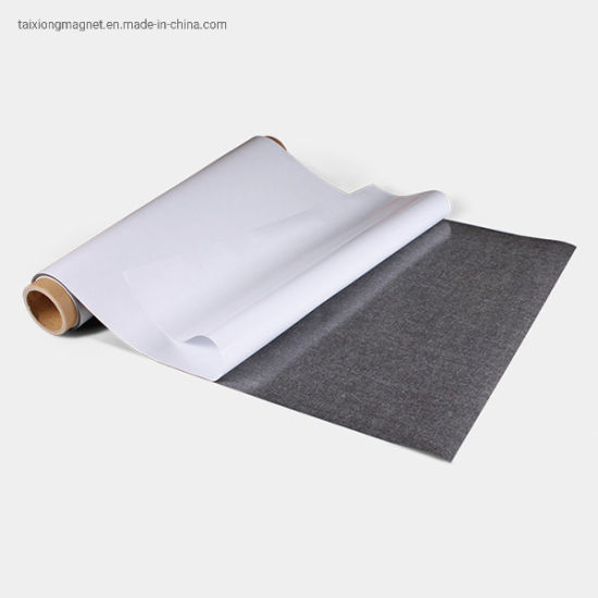 Factory Supply Vinyl Magnetic Adhesive Sheets Magnet