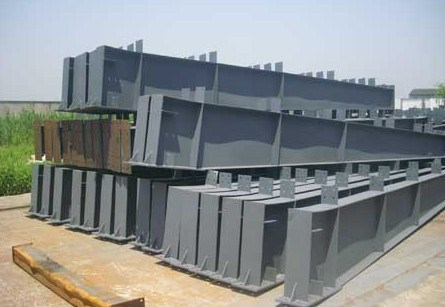 Prefabricated Engineered Building Steel Structure Beam pictures & photos