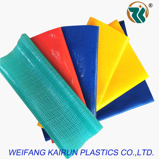 High Quality with Best Service PVC Blue Water Discharge Layflat Hoses