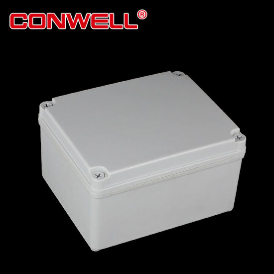 Waterproof Terminal Junction Box PVC ABS Plastic Sealed Electrical Junction  Boxs