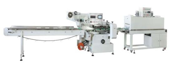 Keno-H109 Automatic High Speed Shrinking Packing Machine pictures & photos