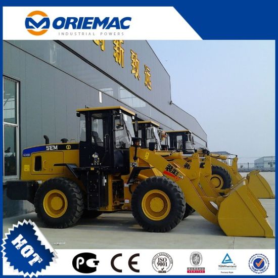 Construction Equipment Caterpillar 3 Tons Front End Mini Wheel Loader for  Sale in Dubai Sem636b