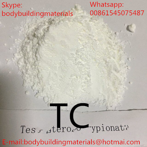 Raw Test Chemicals Building Material Muscle Enhance Powders pictures & photos
