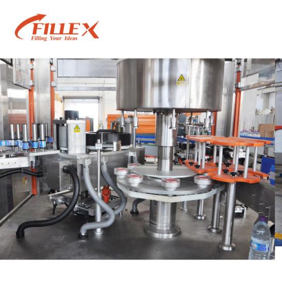 6000bph-10000bph OPP Hot Glue Melt Labeling Machine Bottle Labeling Machines