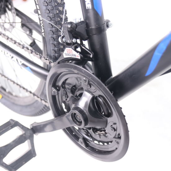 21speed Suspension Fork Disc Brake Bicycle Mountain Bike (SL-MTB-027) pictures & photos