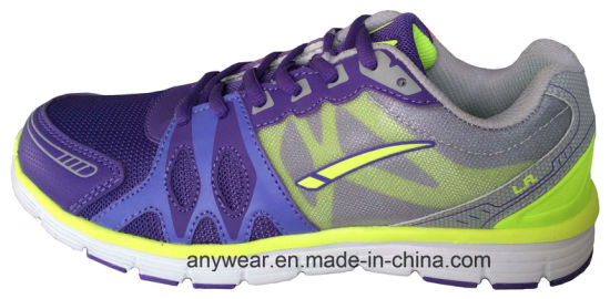 Athletic Men Running Footwear Women Gym Sports Shoes (815-9545) pictures & photos