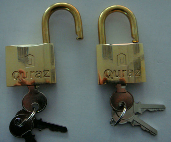 All Copper Padlock, All Brass Padlock, Brass Lock Al-30 pictures & photos