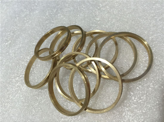 Yh Waterjet Intensifier Spare Parts Oil Seal Spacer for High Pressure Water Jet Pump pictures & photos