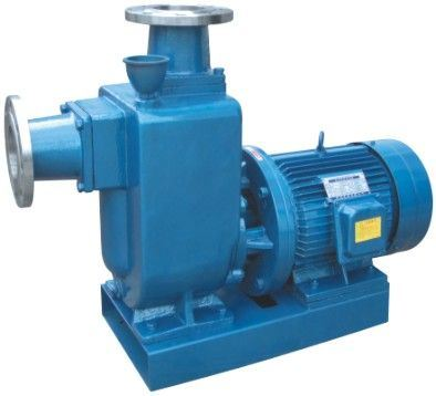 Self Priming Sewage Pump, Sewage Discharge pictures & photos