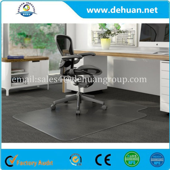 Anti-Wear PVC Office Floor Mat with Spike Office Furniture pictures & photos