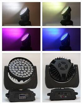 Zoom 56X10W LED Moving Head Wash Light