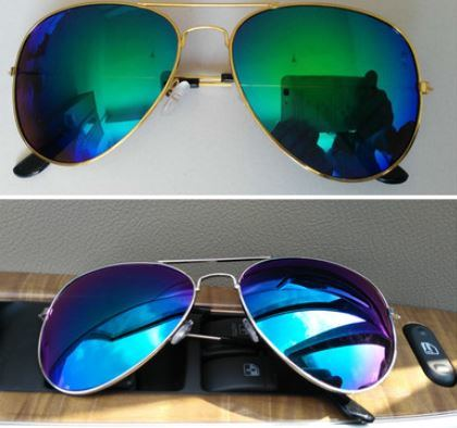 Italy Customized Design Sun Glasses