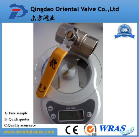 Low Price Brass Ball Valve (With CE) pictures & photos