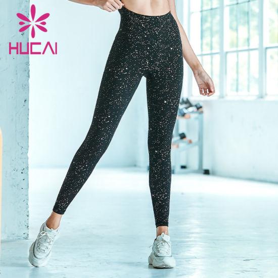 Custom Sexy Fashion Design Fitness Sport Wear Yoga Leggings Women Sport Leggings