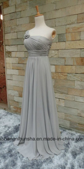 Bridesmaid Dresses off The Shoulder Sexy Wedding Party Dress pictures & photos
