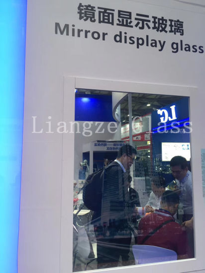 3mm-8mm Smart Magic Mirror/Mirror Display Glass Touchable Mirror Glass
